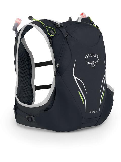 Osprey Duro 6 Hydration Backpack Alpine Black